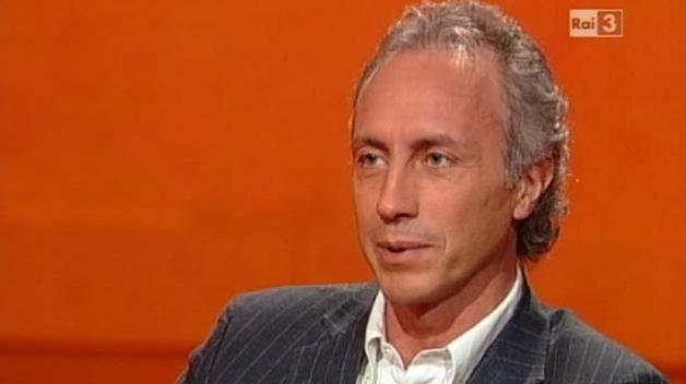 Marco Travaglio a Che tempo che fa (25.09.2011) – Prima parte