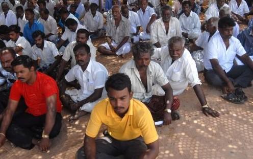 L'India sciopera contro il nucleare