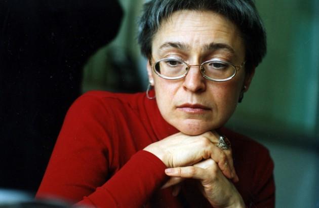 Anna Politkovskaya, l'amaro sapore della libertà