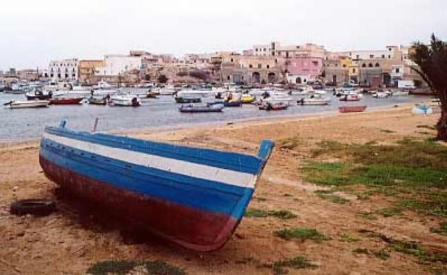 Lampedusa, l'isola che non c'è