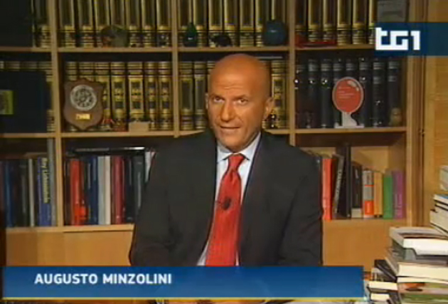 L'editoriale della sera di Augusto Minzolini (video)