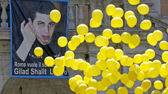 Shalit libero: Israele e Palestina trovano l'accordo, una trattativa lunga 5 anni