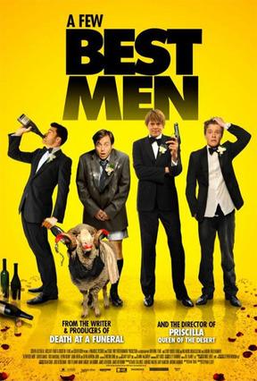 """Festival del Cinema di Roma, è la volta di """"A Few Best Men"""""""
