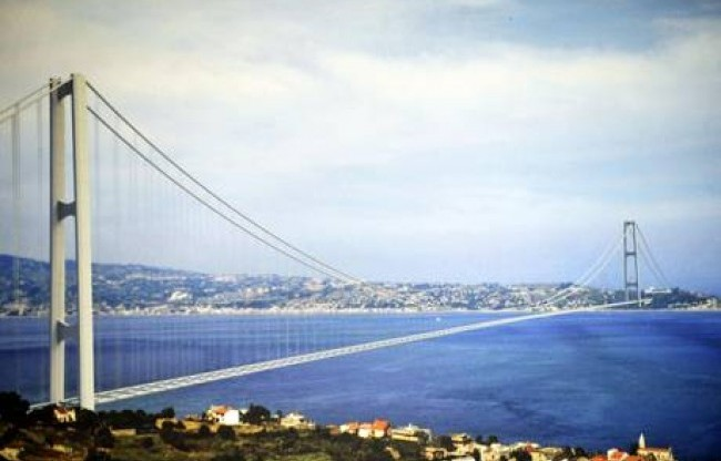 Ponte sullo Stretto, niente soldi dalla Ue