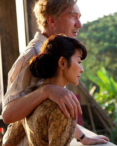 """Luc Besson apre il Festival del Cinema di Roma. Applausi per """"The Lady"""", il film su San Suu  Kyi"""