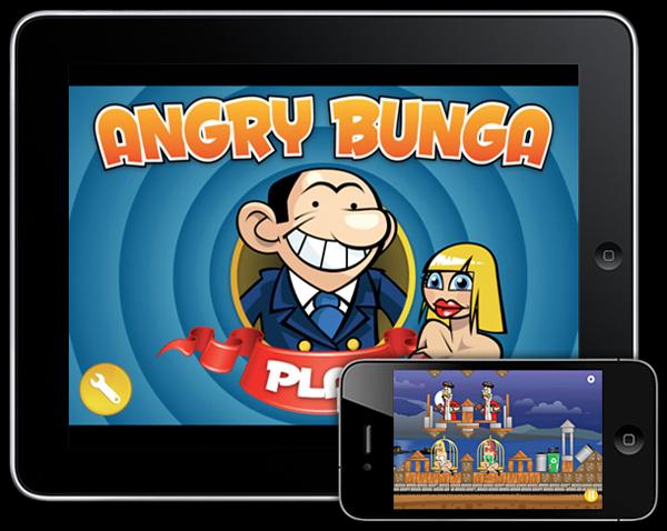 """L'immagine dell'Italia all'estero? A parlare sono i gadgets """"bunga bunga"""" (video)"""