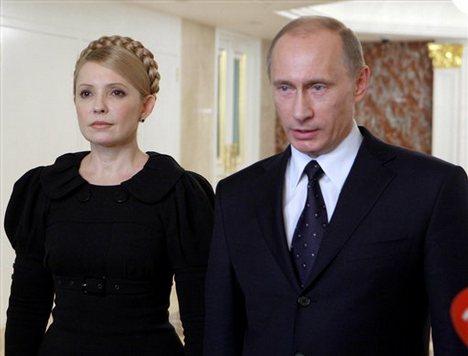 Kiev condanna la Tymoshenko e i suoi accordi con Mosca