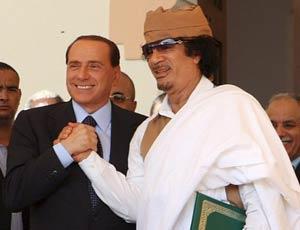 Gheddafi: quella lettera che imbarazza Berlusconi