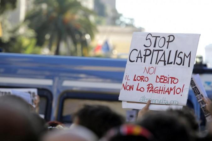 Gli indignados sbarcano in Italia. Ma nel porto sbagliato