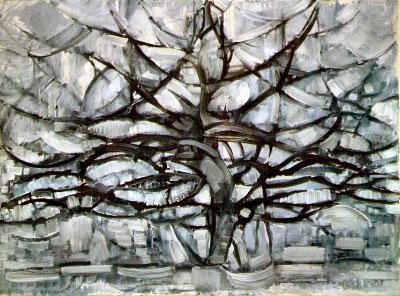 Il lungo pellegrinaggio di Mondrian verso l'arte assoluta