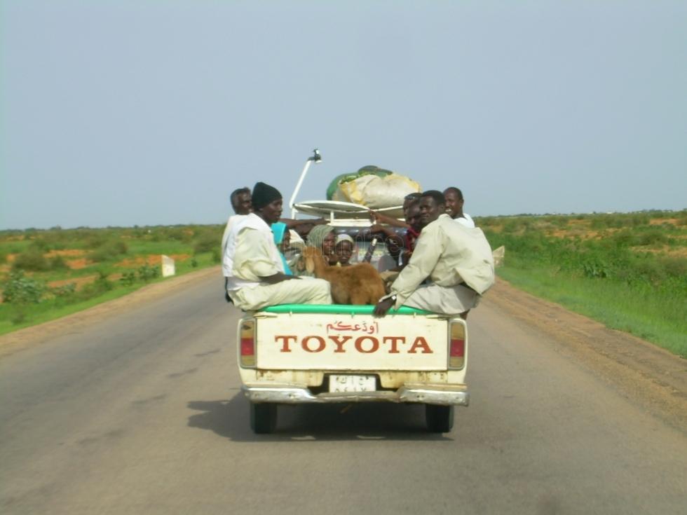 Sudan del Sud: i 600 chilometri dell'autostrada fantasma