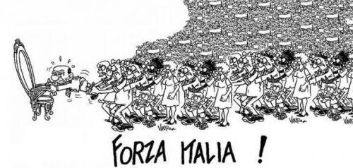 Forza Italia! (vignetta)