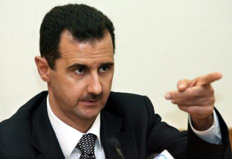 """""""Sarà un altro Afghanistan"""", Assad minaccia le potenze occidentali"""