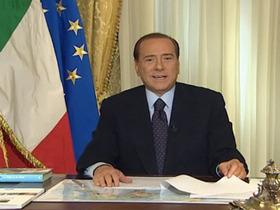 """Il video messaggio di Berlusconi: """"non mi arrendo"""" – video"""