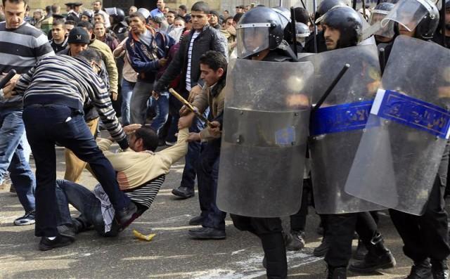 Diritti umani, il regime torna a schiacciare Egitto e Libia