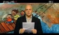 Ballarò, la copertina di Maurizio Crozza: Il tunnel sotteraneo dei politici (29.11.11) – video