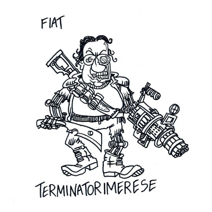 Termini Imerese chiude – vignetta