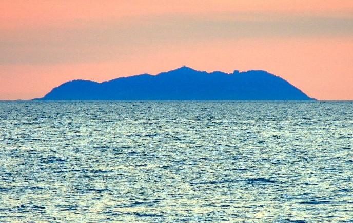 Gorgona, l'isola che rischia la solitudine