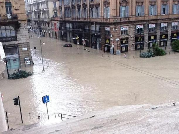 Genova, quel manuale del Comune che annunciava il disastro