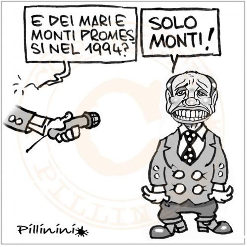 Governo di emergenza – vignetta