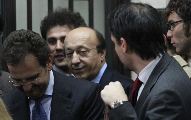 Calciopoli: Moggi colpevole per il reato di associazione a delinquere