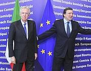Bruxelles, la conferenza stampa del Premier Mario Monti – video