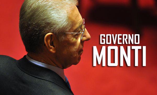Governo, Monti presenta i nuovi ministri – video