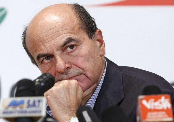 Il tempismo sbagliato di Bersani, da Fazio durante la presentazione della manovra