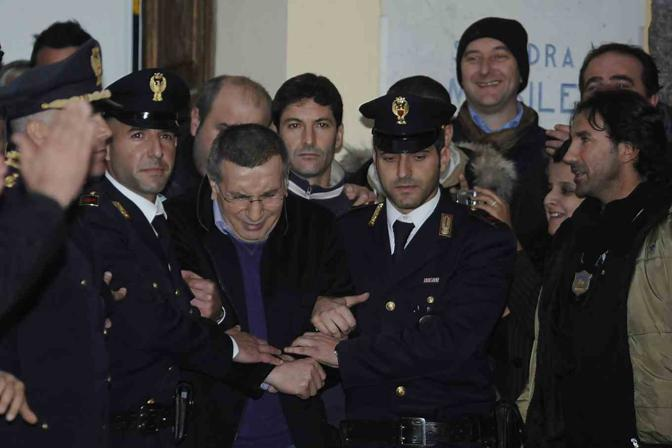 Arrestato Zagaria, il «re» dei Casalesi – Photogallery
