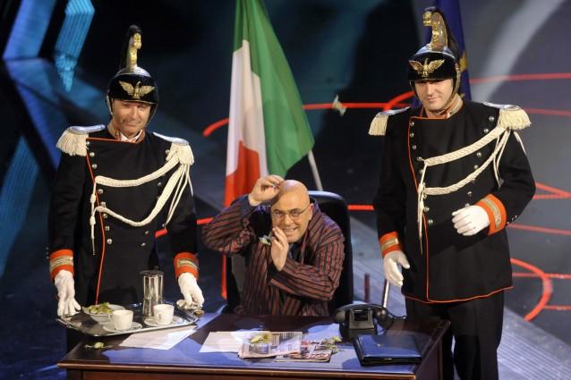 Italialand, Crozza ed il Presidente della Repubblica – video