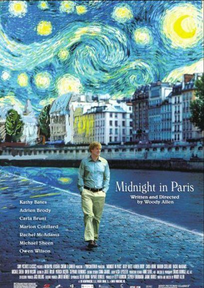 Una mezzanotte tutta parigina, l'ultimo capolavoro di Allen
