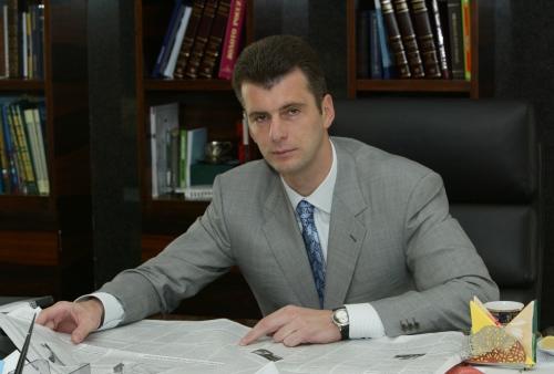 "Prokhorov, l'oligarca ""liberale"" che sfida Putin"
