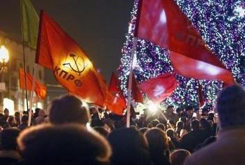 La Russia scende in piazza contro i brogli elettorali