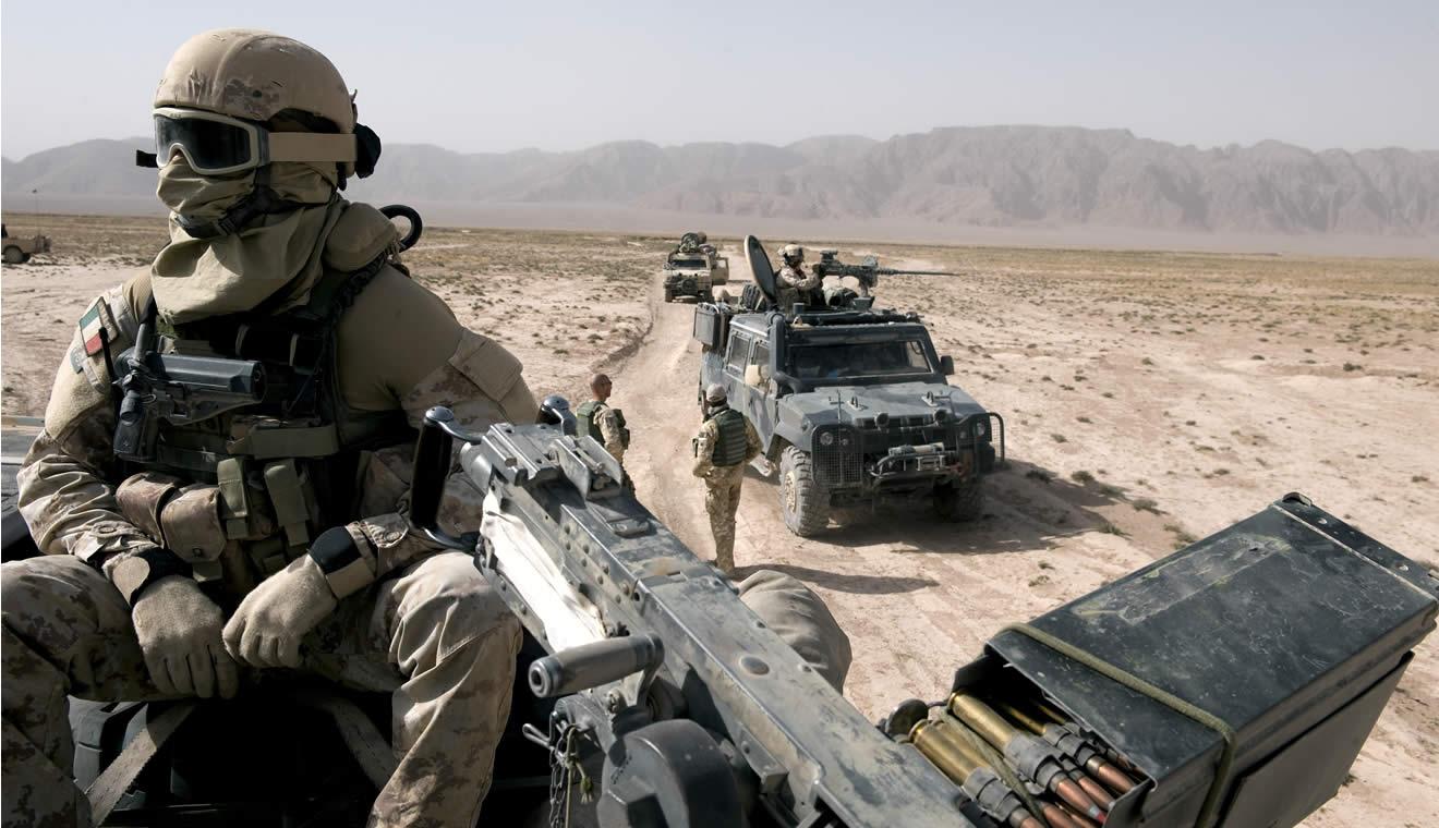 La guerra segreta degli italiani in Afghanistan