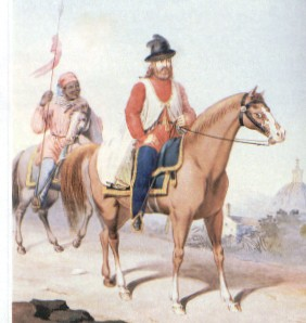 "Aguyar, un ""extracomunitario"" al fianco di Garibaldi"