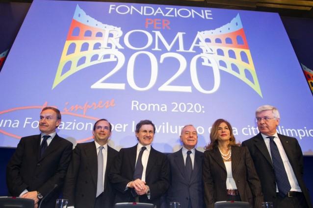 Roma 2020, le Olimpiadi che dividono la politica