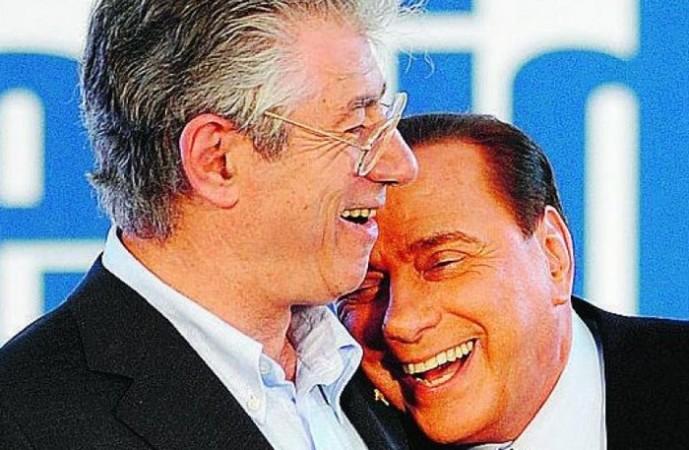 """Bossi, la """"mezza calzetta"""" e quelle inchieste sulla Regione Lombardia"""