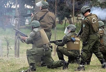 In Cile nuovi scontri tra polizia e popolo Mapuche. Aggrediti e arrestati anche donne e bambini