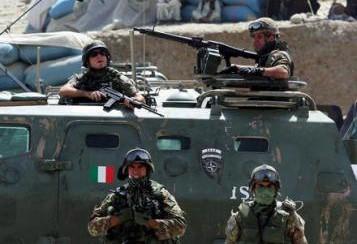 Missioni militari all'estero, vale la pena?