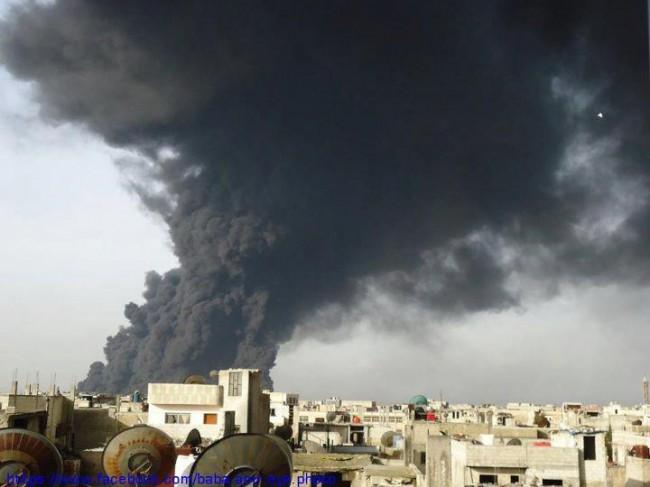 Siria, il regime lancia l'attacco al Nord ribelle