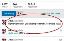 """Il nuovo inno del Pdl è un plagio degli Articolo31? J-Ax: """"denuncio Berlusconi"""""""