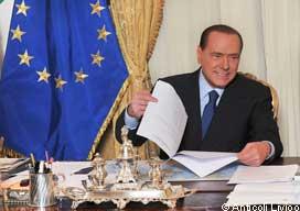 """Silvio Berlusconi al Financial Times: """"non mi ricandido premier"""""""