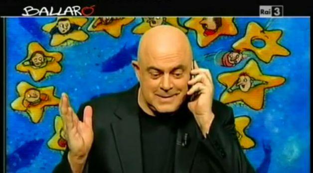 Crozza sugli evasori fiscali e il bluff dei tagli alla politica – Ballarò 31.01.2012
