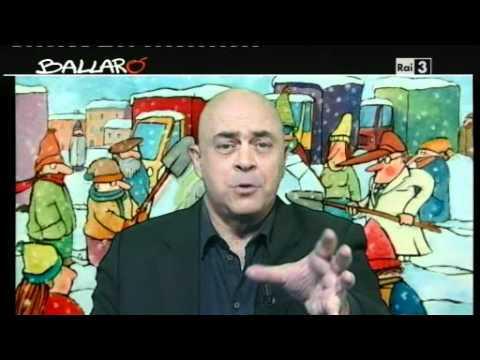 Maurizio Crozza a Ballarò [21.02.2012]
