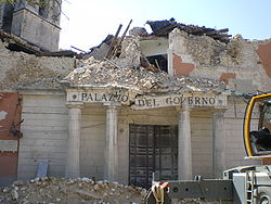 L'Aquila, la brochure sul rischio sismico arriva tre anni dopo il terremoto
