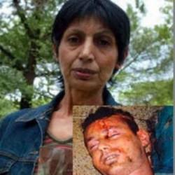 maria ciuffi marcello carcere 300x300 e1329267098448 Quelle fratture sul corpo di mio figlio, morto in carcere e ancora senza giustizia