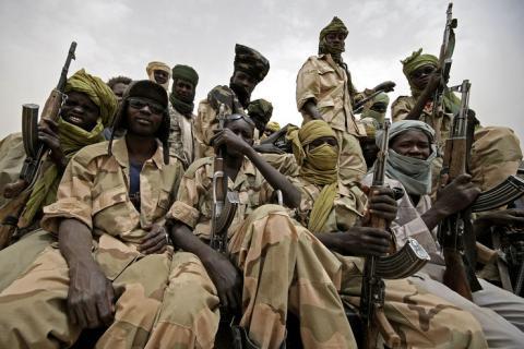 Le armi cinesi e russe che volano in Sudan