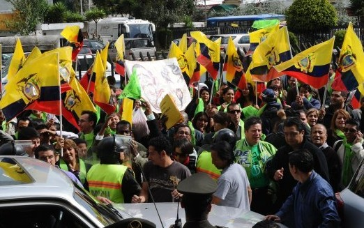 La vita difficile dei media in Sudamerica. L'ultima condanna in Ecuador