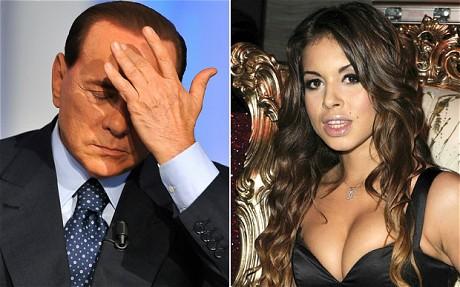 Berlusconi si salva dal processo Ruby. Reato di concussione addio