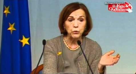 """Lavoro, Fornero: """"Nessun licenziamento facile"""" – video"""